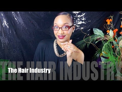 Finding Your Identity In The Hair Industry✂️