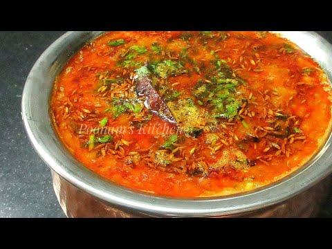 Spicy Tadka Dal Recipe - Restaurant Style Dal Tadka/Dal Fry Recipe in Hindi - How to make Dal Tadka