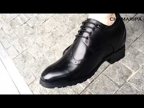 Where to Buy Height Increase Shoes Make You Look Taller 10 CM - CHAMARIPA