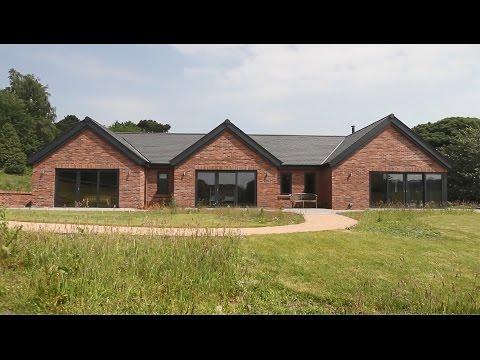House Build Time Lapse 3,000 sq ft Bungalow