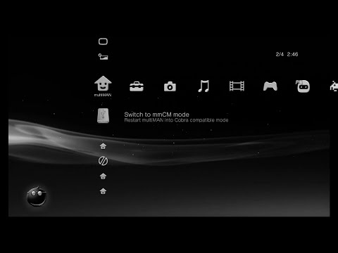 Install The Latest Multiman Backup Manager 4.66 On PS3