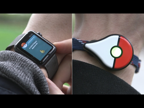 Apple Watch app vs Pokemon Go Plus: enough to bring you back?