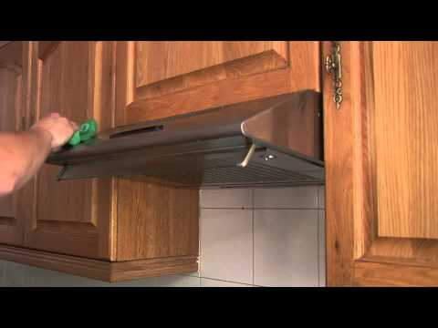 How To Steam Clean An Extractor Hood