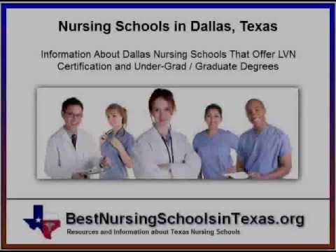 Nursing Schools in Dallas Texas | A Guide To Dallas Nursing Programs