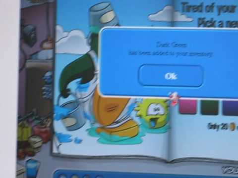 HOW TO GET A GOLDEN PUFFLE