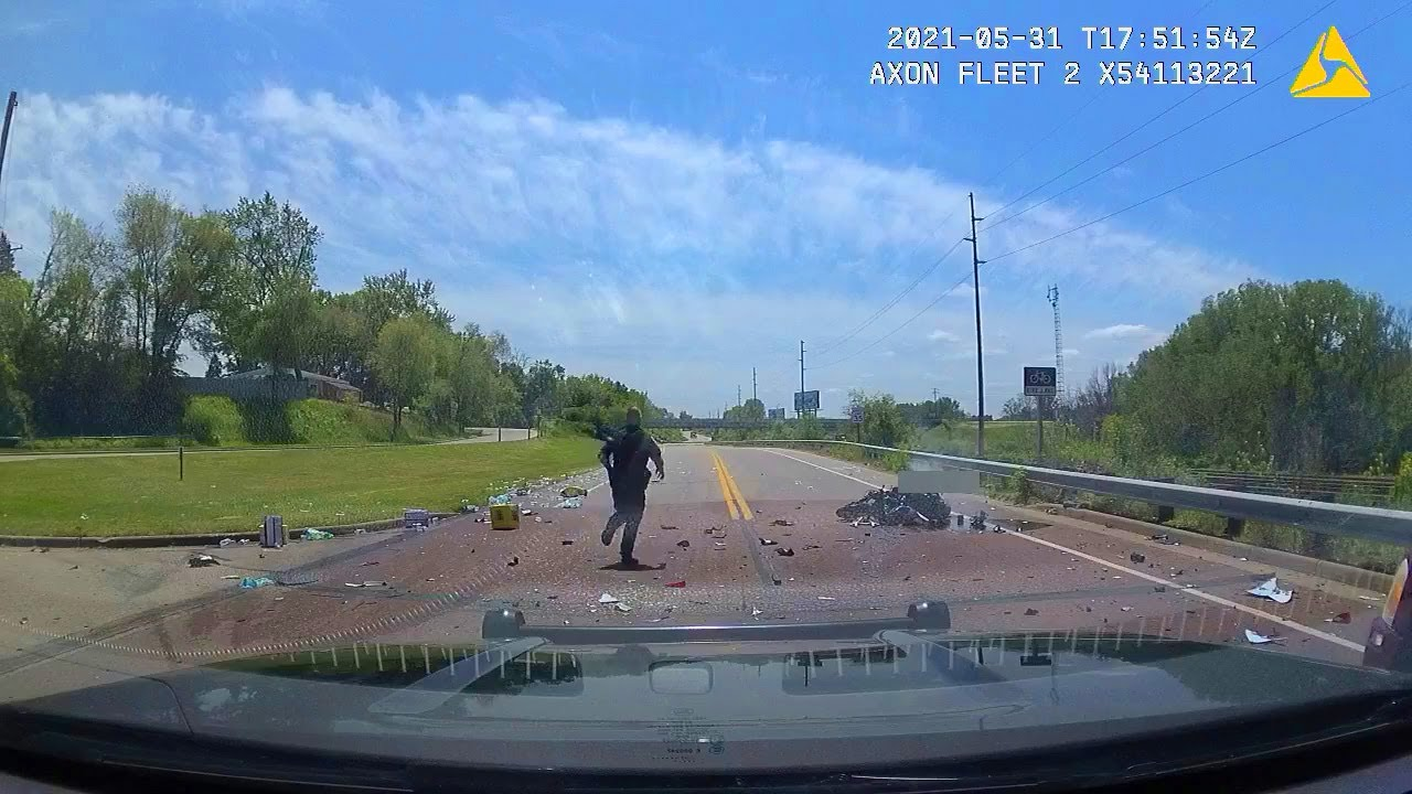 Here's Why You Shouldn't Run From The Police