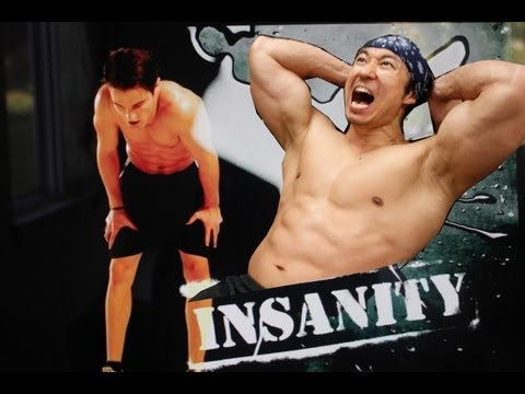 Insanity For Six Pack Abs Is A Bad Idea?