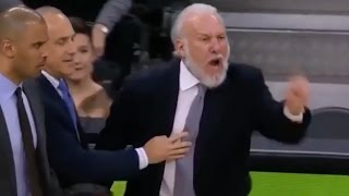 "Gregg Popovich Yells: ""You"