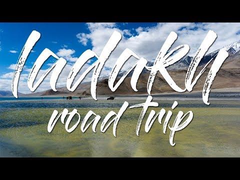 Leh Ladakh Road Trip | Delhi to Ladakh | GoPro Hero 5 Movie