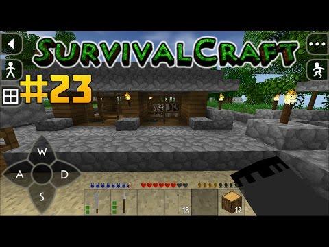 Survivalcraft #23 horse stable