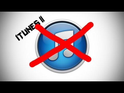 How to Downgrade iTunes 11 to 10.7 in Mac OS X