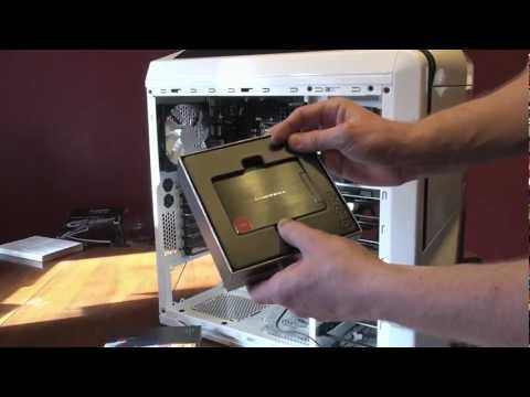 How to: Install an SSD and an optical drive