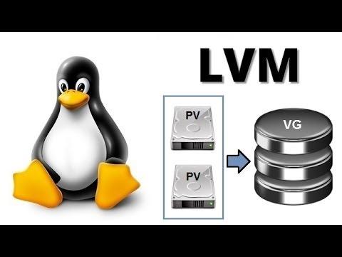 LVM - Logical Volume Management Basics on AWS