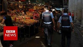 Barcelona suspect admits