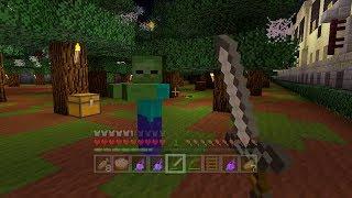 Minecraft Xbox - Halloween Hunger Games - Bone Yard