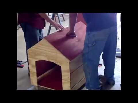 Build A Doghouse in under 5 minutes.wmv
