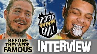TORONTO GRILLZ | Post Malone, Kanye West, SmokePurpp | JONATHAN RAKSHA INTERVIEW