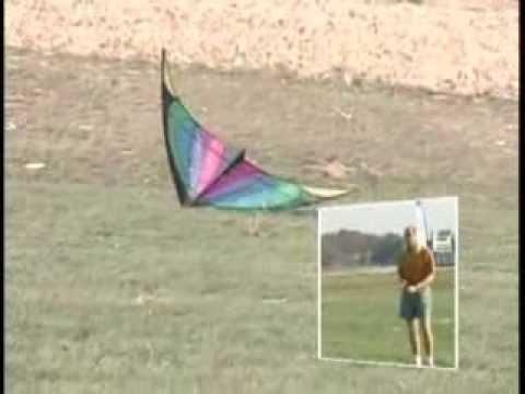 Dodd's Flight School Sport Kite Basic Instruction