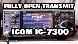 Icom IC7300 panadapter MFJ-1708SDR, SDRPlay, HDSDR and OmniRig