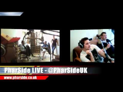 PharSide LIVE - JoJo's Boerewors Rolls Interview