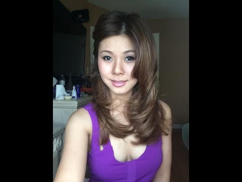 DIY How to cut/trim your mid-length hair at home before putting in hair extensions