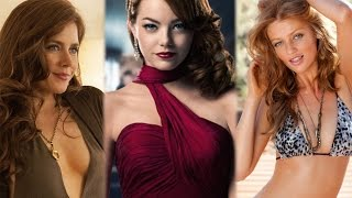 Top 10 Hottest Redheads: Modern