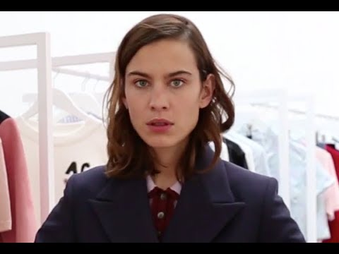 Alexa Chung : Why we already love her new ready-to-wear collection | VOGUE PARIS