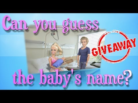 Can You Guess the Baby's Name? | Giveaway