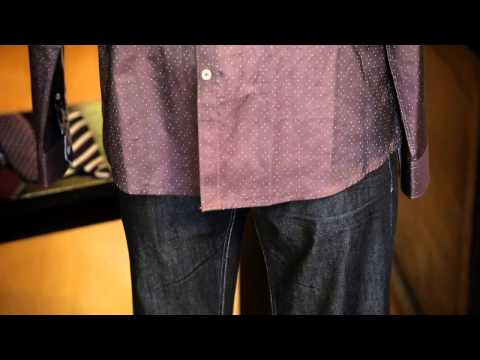 Casual Ways to Wear Shirts for Guys : Men's Fashion Tips & Tricks
