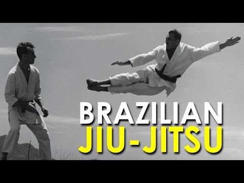 Intro to Brazilian Jiu-Jitsu: Part 1 -- The History