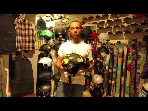 Perfect Fit between Salomon Ski Helmets and Ski Goggles
