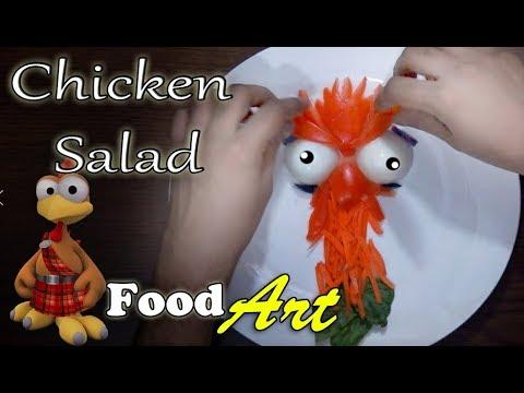 Chicken Salad Art