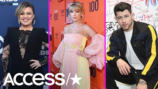 The Jonas Brothers, Taylor Swift & More Stars Prep For The 2019 Billboard Music Awards