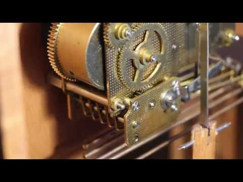Howard Miller Mechanical Clock Repair