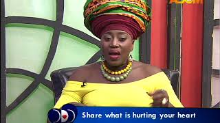 Share What Is Hurting Your Heart - Odo Ahomaso On Adom Tv (19-1-18)