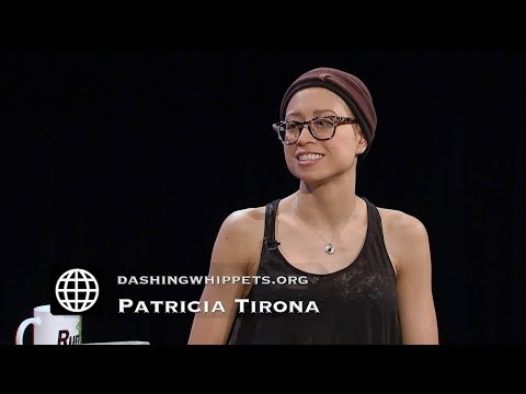 Patricia Tirona from the Dashing Whippets Running Team guest-stars