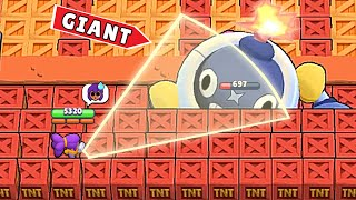99 TNT + GIANT TICK!!! What Will Happen? Brawl Stars 2021 Funny Moments & Fails ep262