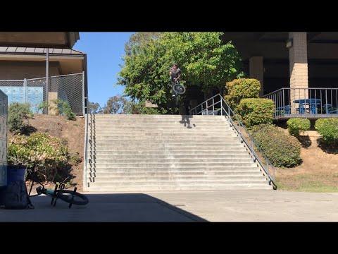 El toro 20 stair barspin