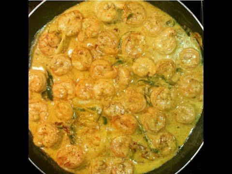 Jamaican Coconut Curry Shrimp