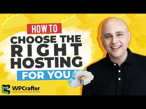How To Choose The Best Web Hosting For Your Needs - 8 Types Of Hosting Explained