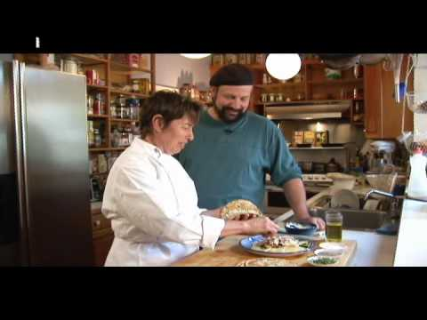 Veggie Tortilla Wrap with Chef Ann Cooper