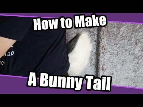 //Tutorial #23// Bunny Tail