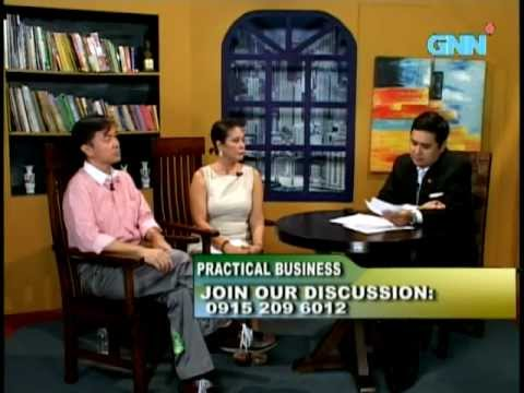 Camp Suki and DTI on Practical Business (Nov 15, 2012)