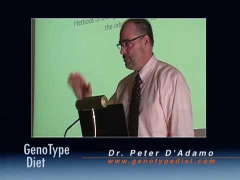 Peter D'Adamo: Wilton Lecture 11/28/2007, Part II