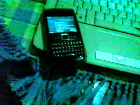 Reject Incoming Call by Hand Wave (Nokia E71)