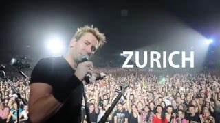 Nickelback: European Tour 2016