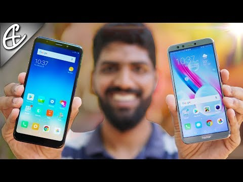 Redmi Note 5 vs Honor 9 Lite - What's Best For YOU? Full Comparison!