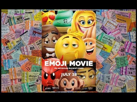 Tickets S2 36 The Emoji Movie