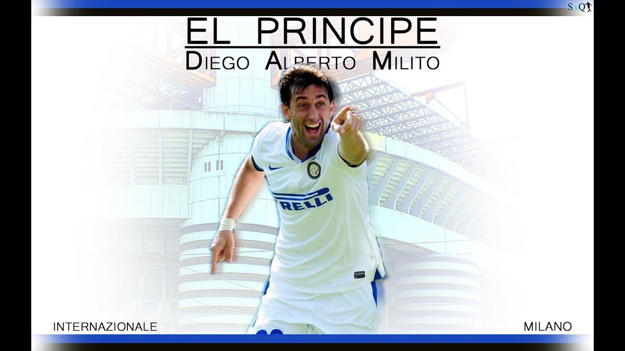 Diego Milito ►El Principe◄    Goals & Skills    By SaQ ◇HD◇