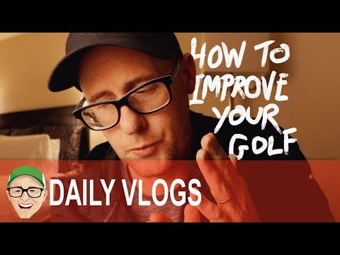HOW TO IMPROVE YOUR GOLF